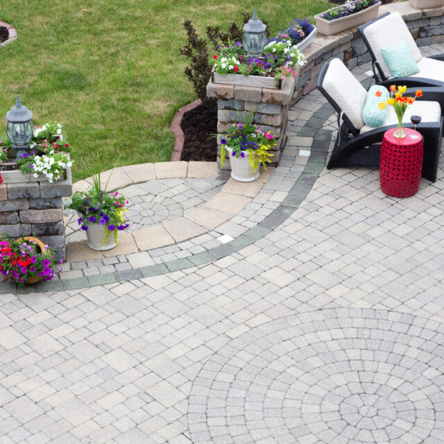 Paver Patios in Raleigh, NC